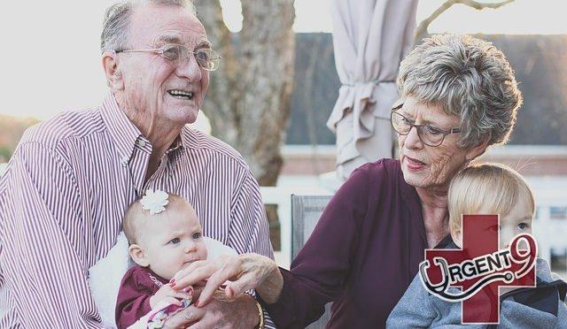 elderly falls on the rise
